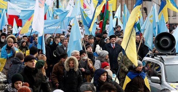 İşgalci Rusya'nın Kırım'daki sözde referandumunun üzerinden 7 yıl geçti