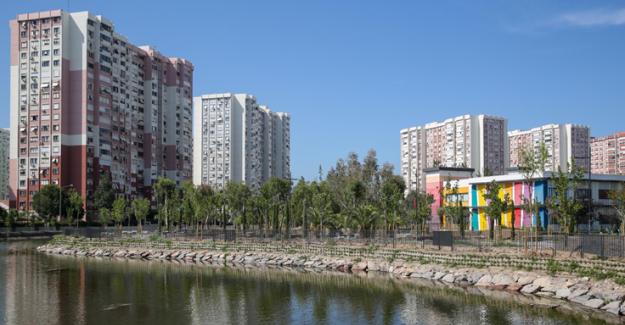 İzmir'de kentsel dönüşüm için düğmeye basıldı