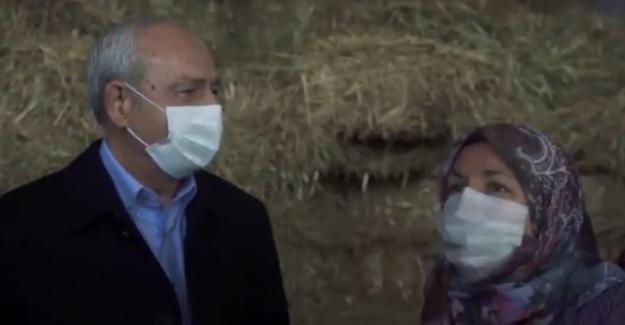 """Kılıçdaroğlu Uşak'ta çiftçilere söz verdi: """"Bize güvenin, vallahi de billahi de düzelteceğiz"""""""
