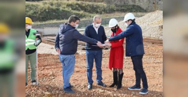 """Mudanya'nın gurur projesi:  """"Yıldıztepe Sosyal Yaşam Merkezi"""""""