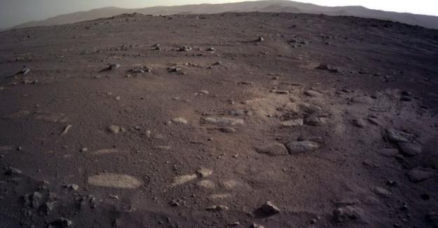 NASA'nın uzay aracı Perseverance, Kızıl Gezegen'den detaylı yeni görüntüler gönderdi