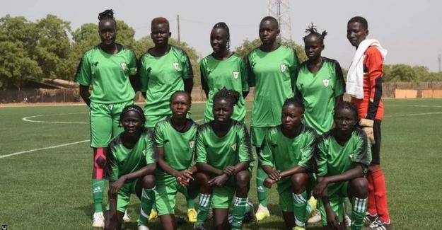 O Ülkede 'Futbol kadınlar için tabuydu, şimdi futbol oynayan kadınların sayısı artıyor'