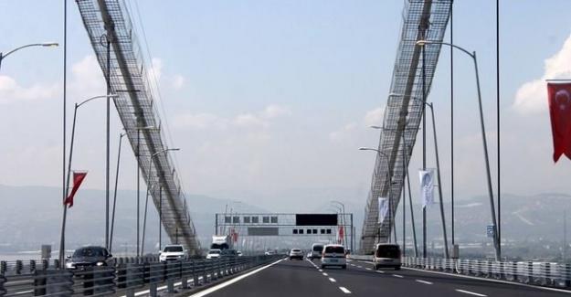 """Osmangazi Köprüsü'ne 1 Temmuz - 31 Aralık dönemi için 1.6 milyar TL """"garanti"""" ödemesi"""