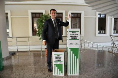 Osmangazi'ye AGİD'den Ödül