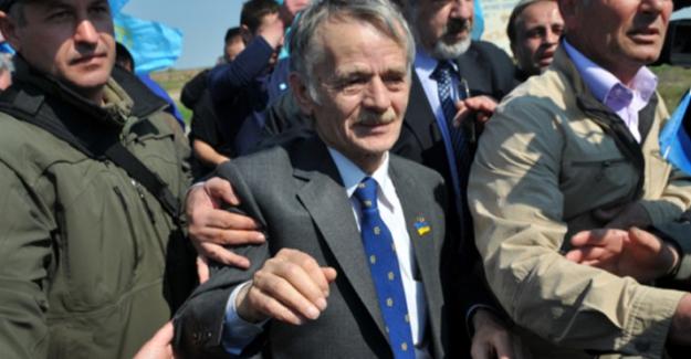 """Rus İşgalciler Kırımoğlu'nun """"Vatanı Kırım'a giriş yasağını"""" 2034'e kadar uzattı"""