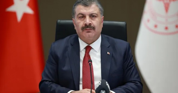 """Sağlık Bakanı Koca, """"Kontrollü normalleşme dönemi konforunu yaşarken, tedbiri elden bırakmayalım"""""""
