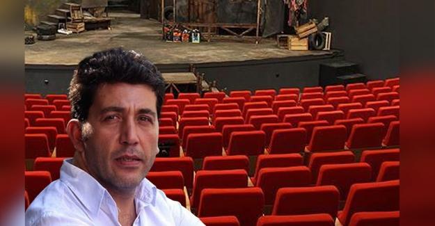 """Sanatçı Emre Kınay: """"Türk tiyatrosu yok olma tehlikesiyle karşı karşıya"""""""