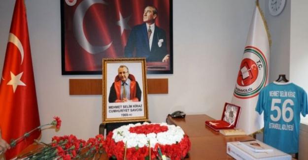 Savcı Mehmet Selim Kiraz'ın şehit edilişinin ardından 6 yıl geçti