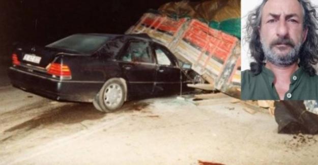 Susurluk kazasındaki kamyon şoförünün avukatı  evinde ölü bulundu