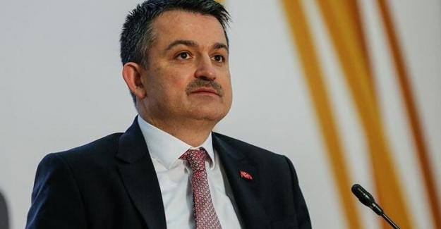 """Tarım ve Orman Bakanı Pakdemirli: """"Bu yüzyılın lideri Recep Tayyip Erdoğan'dır."""""""