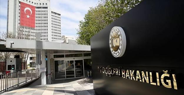 """Dışişleri Bakanlığı: """"İstanbul Sözleşmesi'nden çekilmek, kadına şiddetle mücadeleden ödün olarak yorumlanmamalı"""""""