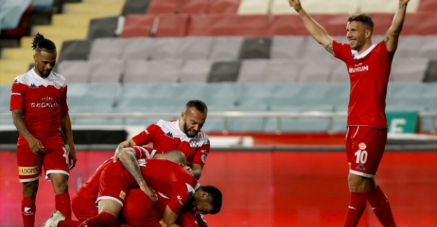 Türkiye Kupası'nda Beşiktaş'ın rakibi Antalyaspor