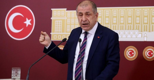 Ümit Özdağ İYİ Parti'den istifa etti!