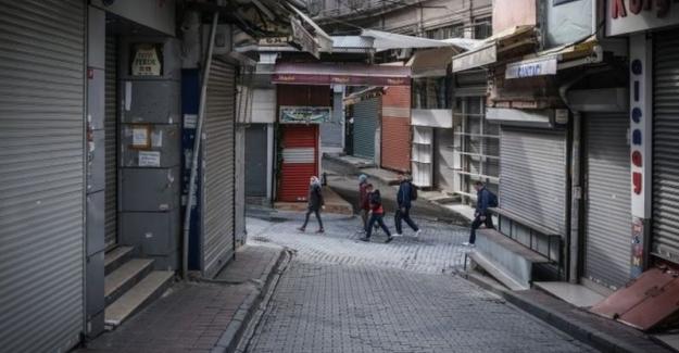 29 Nisan akşamından 17 Mayıs'a kadar kesintisiz sokağa çıkma kısıtlaması