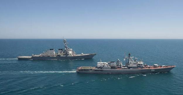 'ABD Karadeniz'de Türkiye ile Rusya'yı karşı karşıya getirmeye çalışıyor'
