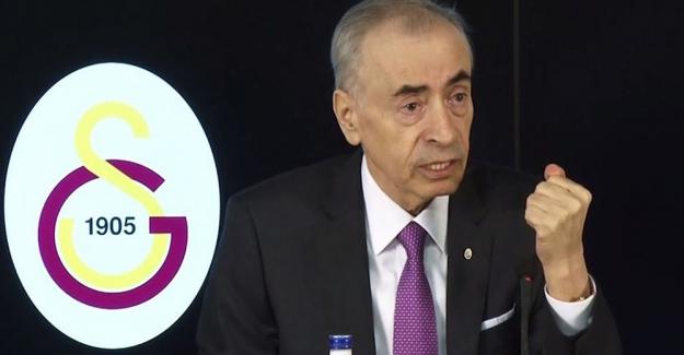 """Başkan Cengiz """"Futbolcular şeref ve haysiyetlerini hatırlasınlar"""" demişti, geri adım attı"""