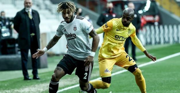 Beşiktaş 2 - 2 Ankaragücü