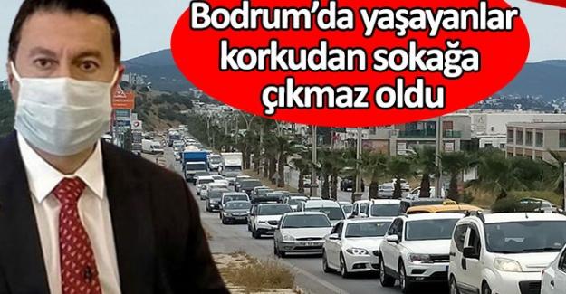 """Bodrum Belediye Başkanı'nın en büyük korkusu: """"Gelen 500 bin kişi yoğun bakım 30 kişilik"""""""