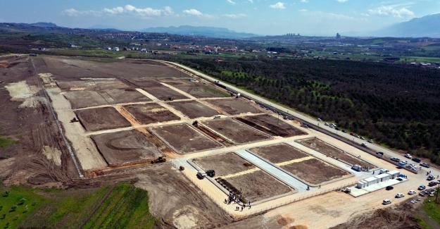 Bursa Hamitler Mezarlığı doldu ve sıralı definlere kapatıldı; Hasköy mezarlığı devreye giriyor