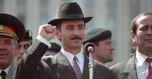 Çeçenistan'ın bağımsızlık sembolü şehit 'Cahar Dudayev'