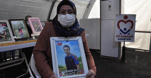 Çocuğunu HDP'den istedi