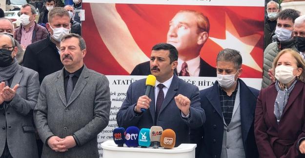"""Cumhurbaşkanı'na şikayet; """"Metal ve mental yorgunu Alinur Aktaş'ı sistem dışına çıkarın"""""""