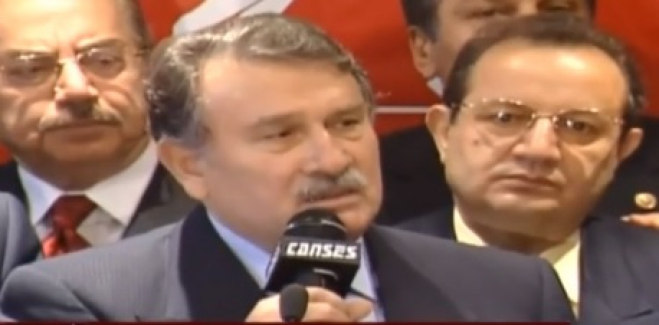 Cumhurbaşkanlığı Y.İ.K. Üyesi ve Eski Başbakan Yıldırım Akbulut hayatını kaybetti