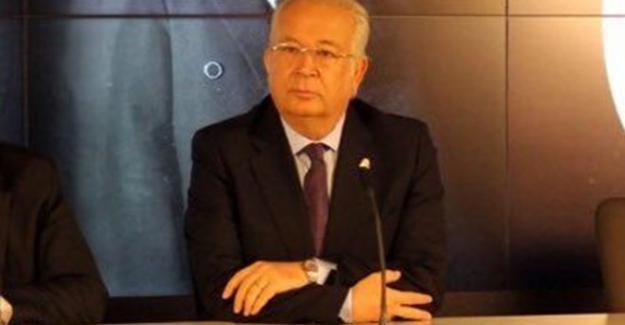 Eşref Hamamcıoğlu, Galatasaray başkan adayı oldu