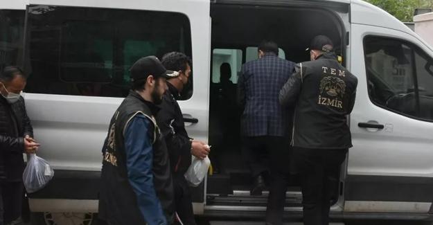 FETÖ'nün TSK yapılanmasına yönelik İstanbul ve İzmir merkezli operasyonda 159 tutuklama