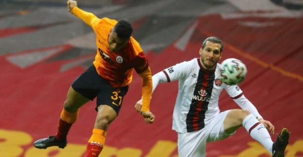 Galatasaray'a bir darbe de Karagümrük'ten geldi