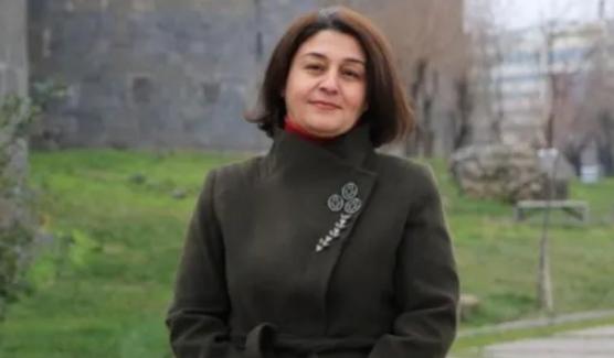HDP Diyarbakır İl Eşbaşkanı Hülya Alökmen Uyanık tutuklandı