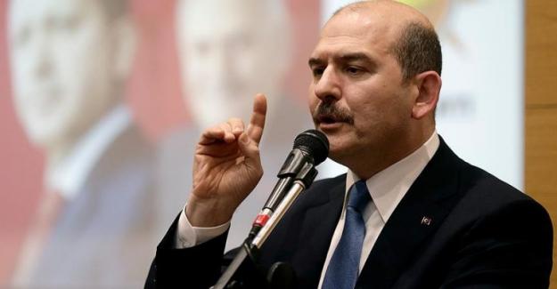"""İçişleri Bakanı Soylu: """"İstanbul'da bugün bir katliam önlendi!.."""""""