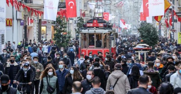 İstanbul'da korona vakaları yüzde 20 azaldı