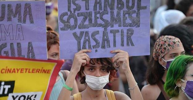İstanbul Sözleşmesi'nin sona ereceği tarihe ilişkin karar Resmi Gazete'de yayımlandı