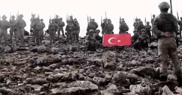 Jandarma Genel Komutanlığı: Lice kırsalında 6 terörist etkisiz hale getirildi