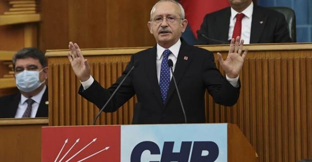 Kılıçdaroğlu'nun dokunulmazlığının kaldırılması için fezleke sunuldu