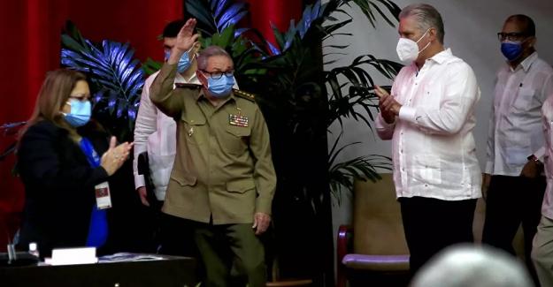 Küba Devlet Başkanı Diaz-Canel, PCC'nin yeni Genel Sekreteri seçildi