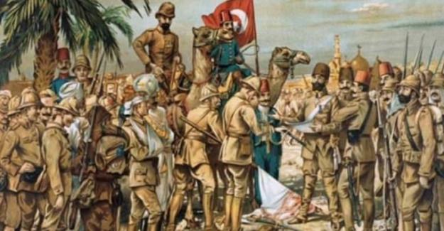 Kut'ül Amare Zaferi'nin 105'inci Yıl Dönümü Kutlu Olsun