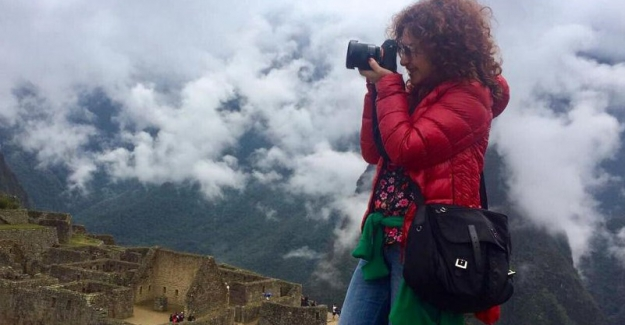 Lina Basmacı ile resimden fotoğrafa