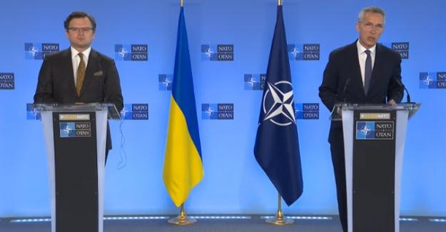 NATO, Rusya'ya karşı Ukrayna'ya destek verdi