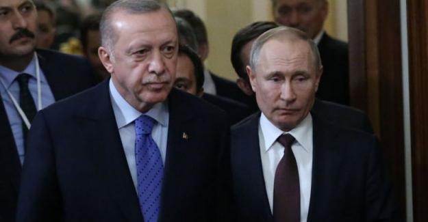 Putin Erdoğan'la görüşmesinde 'Montrö Sözleşmesi'nin korunması' çağrısı yaptı