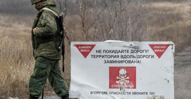 Rusya Ukrayna'da büyük çaplı bir işgale mi hazırlanıyor?