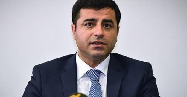 Selahattin Demirtaş'ın hapis cezası onandı