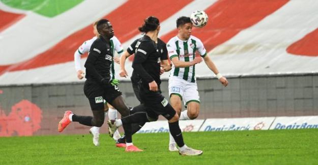 TFF 1. Lig 28. Hafta: Bursaspor – Altay karşılaşması