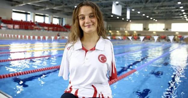 Türkiye Milli Takımı, İtalya'da Paralimpik Yüzme Dünya Serisi'ne 8 madalyayla başladı