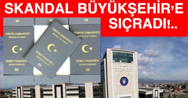 """Türkoğlu skandal olayı gündeme taşıdı: """"İnsan kaçakçılığı'na Bursa Büyükşehir Belediyesi de mi bulaştı?.."""""""