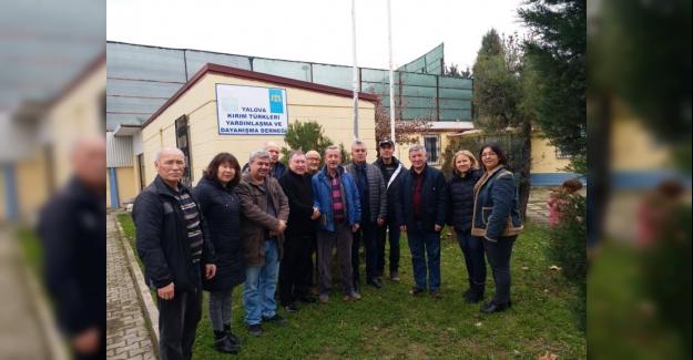 Yalova Kırım Türkleri Derneğinde genel kurul toplantısı