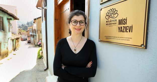Yazar Karamuti yeni kitaplarında Misi'den ilham aldı