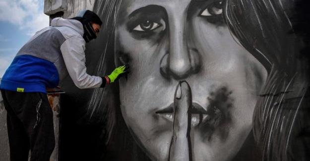 Almanya'da Pandemi etkisiyle kadına şiddet arttı