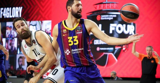 Anadolu Efes'in Euroleague finalindeki rakibi Barcelona oldu